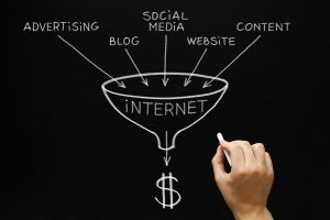 internet funnel